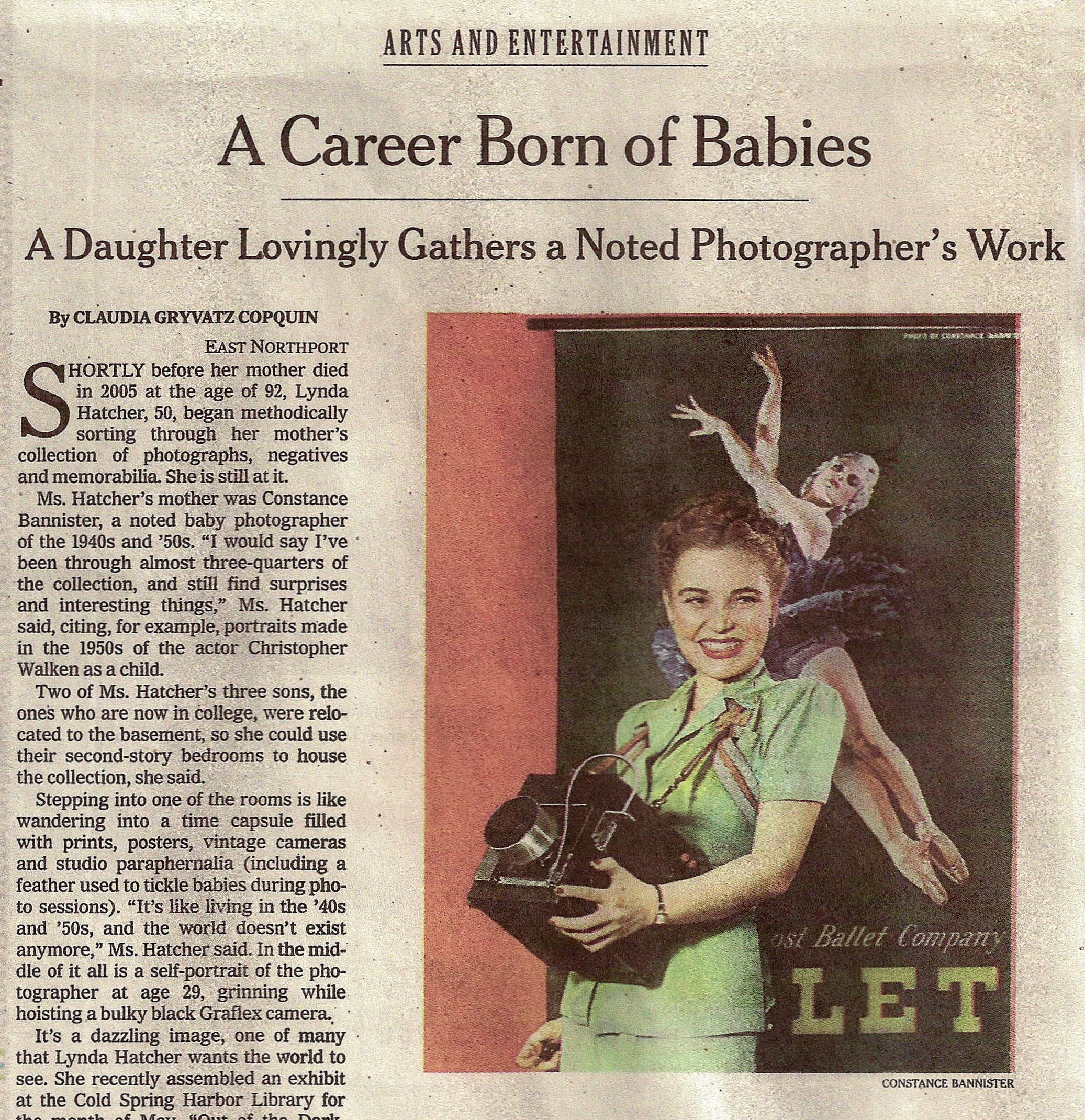 Career Born of Babies