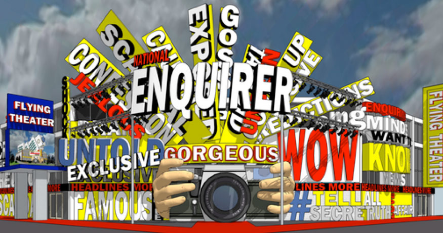 National Enquirer Live Museum – Branson Missouri